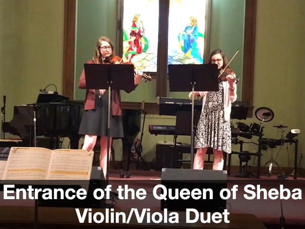🎻 Violin Lessons & Wedding String Quartets in Lexington, KY